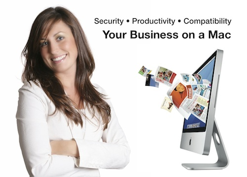 The Mac advantage for small business
